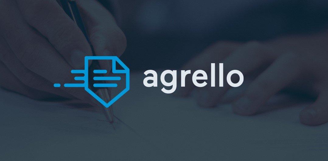 blockchain, agrello, qtum, aplicación, contratos inteligentes