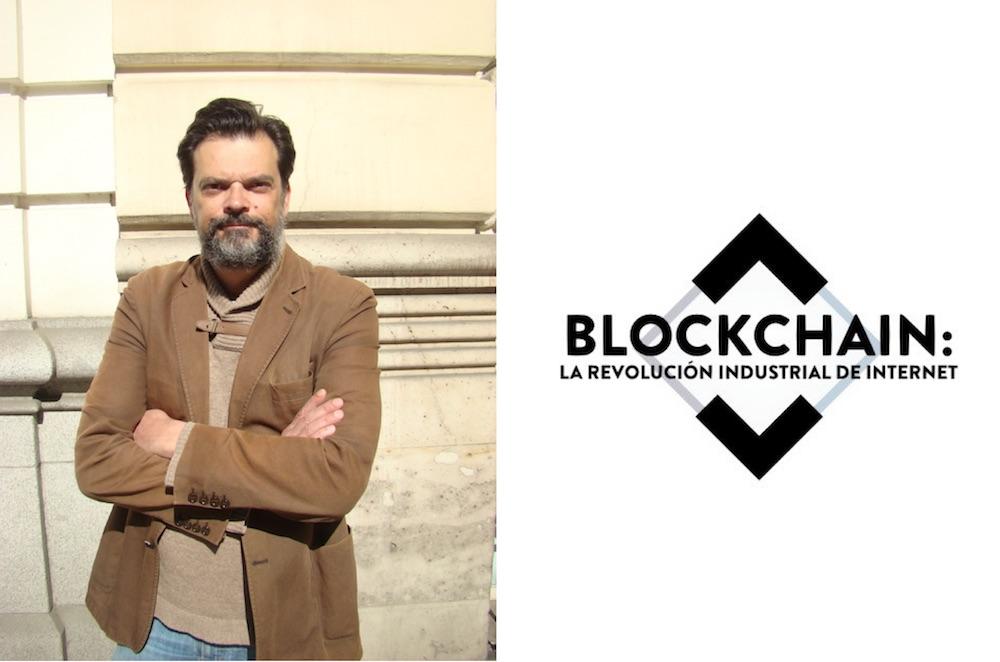 Iñigo Molero Libro Blockchain ONGs