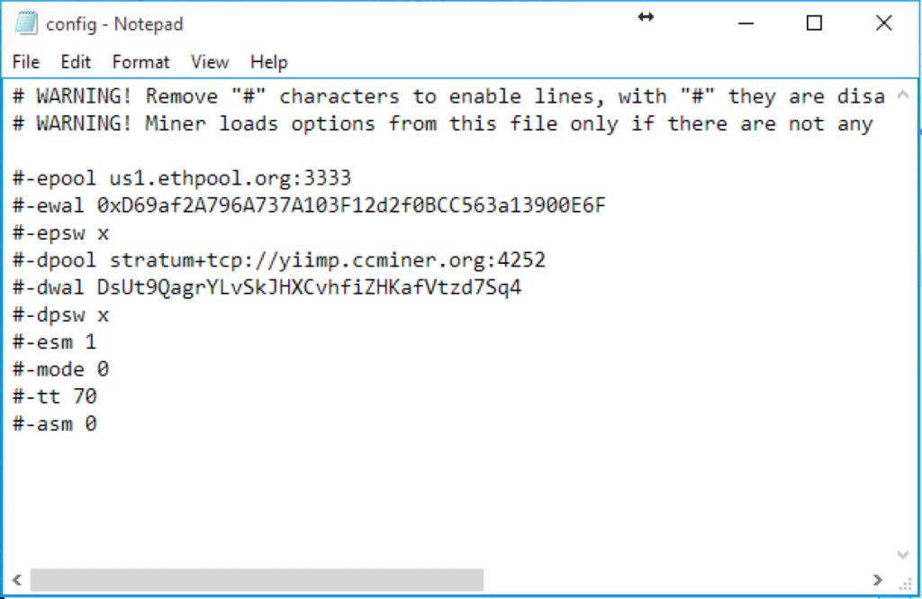 Claymore Software Mineria Configuracion Ethereum
