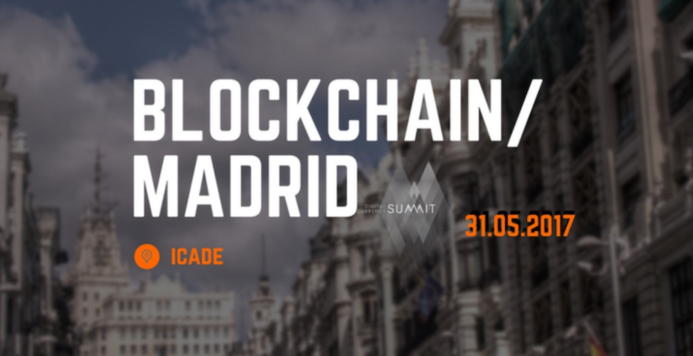 Digital Currency Summit Madrid