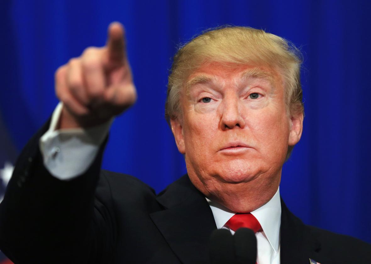 Donald Trump ha generado grandes expectativas en la comunidad bitcoin. Fuente: radio.uchile.cl