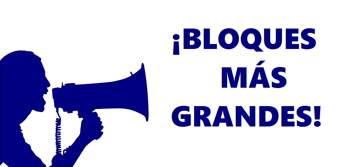 Voces Bloques Bitcoin Escalabilidad Red Hardfork