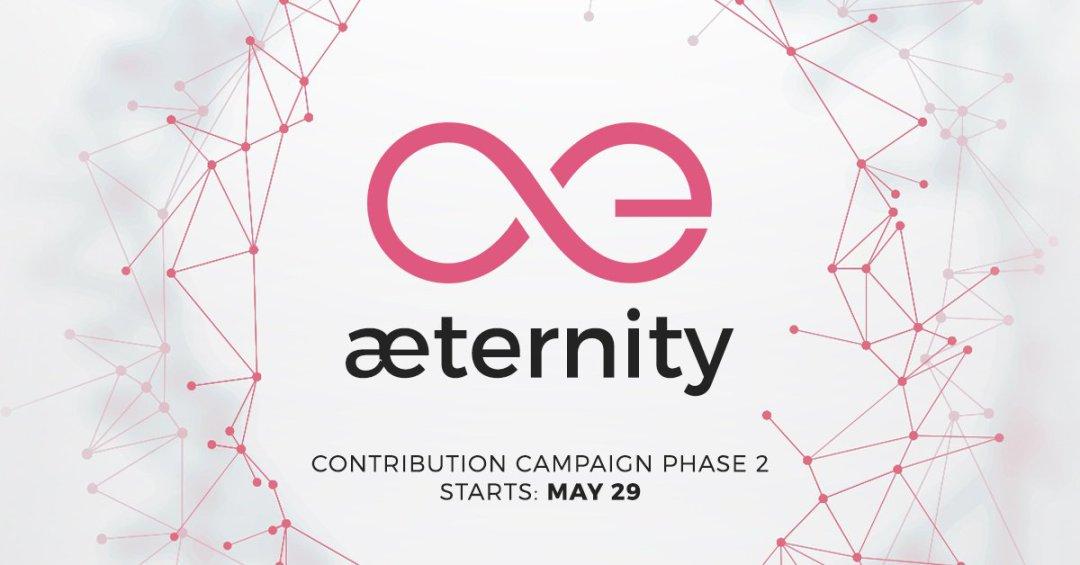 aeternity, blockchain, mercados predictivos, ico