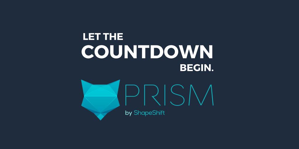 cartera, inversión, bitcoin, criptomoneda, shapeshift, prism