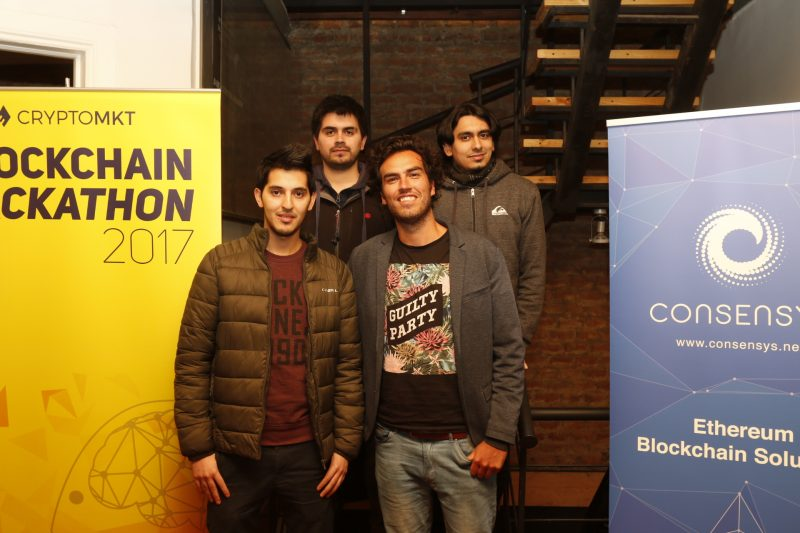CryptoMKT-hackathon-blockchain-Chile