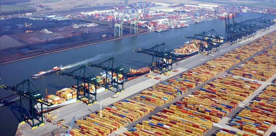 Antwerp Puerto Blockchain TMining