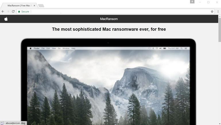 apple, mac, seguridad, ransomware, virus, antivirus, bitcoins, bitcoin, hackers, secuestro, archivos
