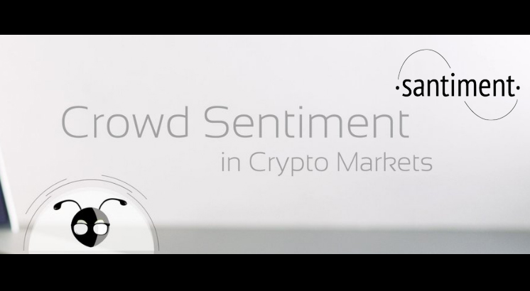 Santiment Blockchain Mercados ICO