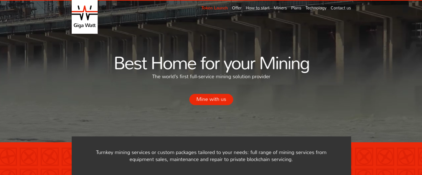 GigaWatt-ICO-tokens-minería