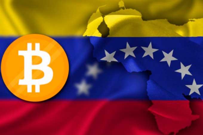 venezuela, bitcoin, demanda, criptomonedas, blockchain