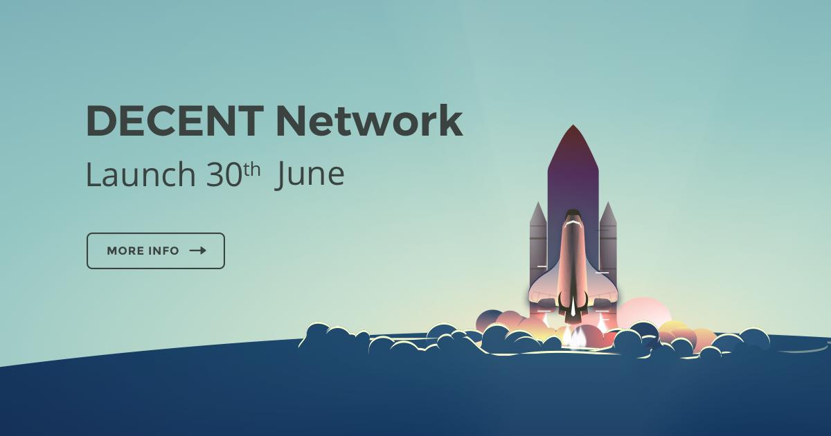 plataforma, decent, contenido. digital, musica, blog, escritores, musicos, blockchain, lanzamiento, ico, criptografia