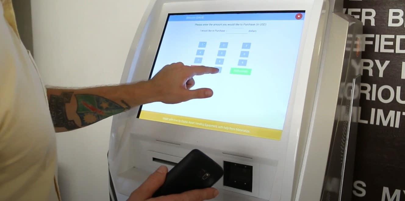 Dave cripto ATM