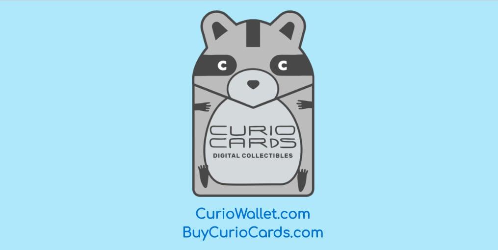 CurioCards Blockchain Colleccionables