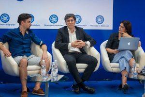 Leif Ferreira Covadonga Luis Bitcoin Blockchain