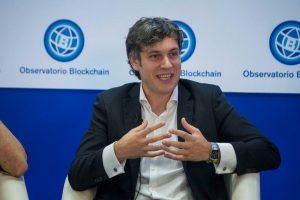 Luis Pastor Blockchain Colaborativo