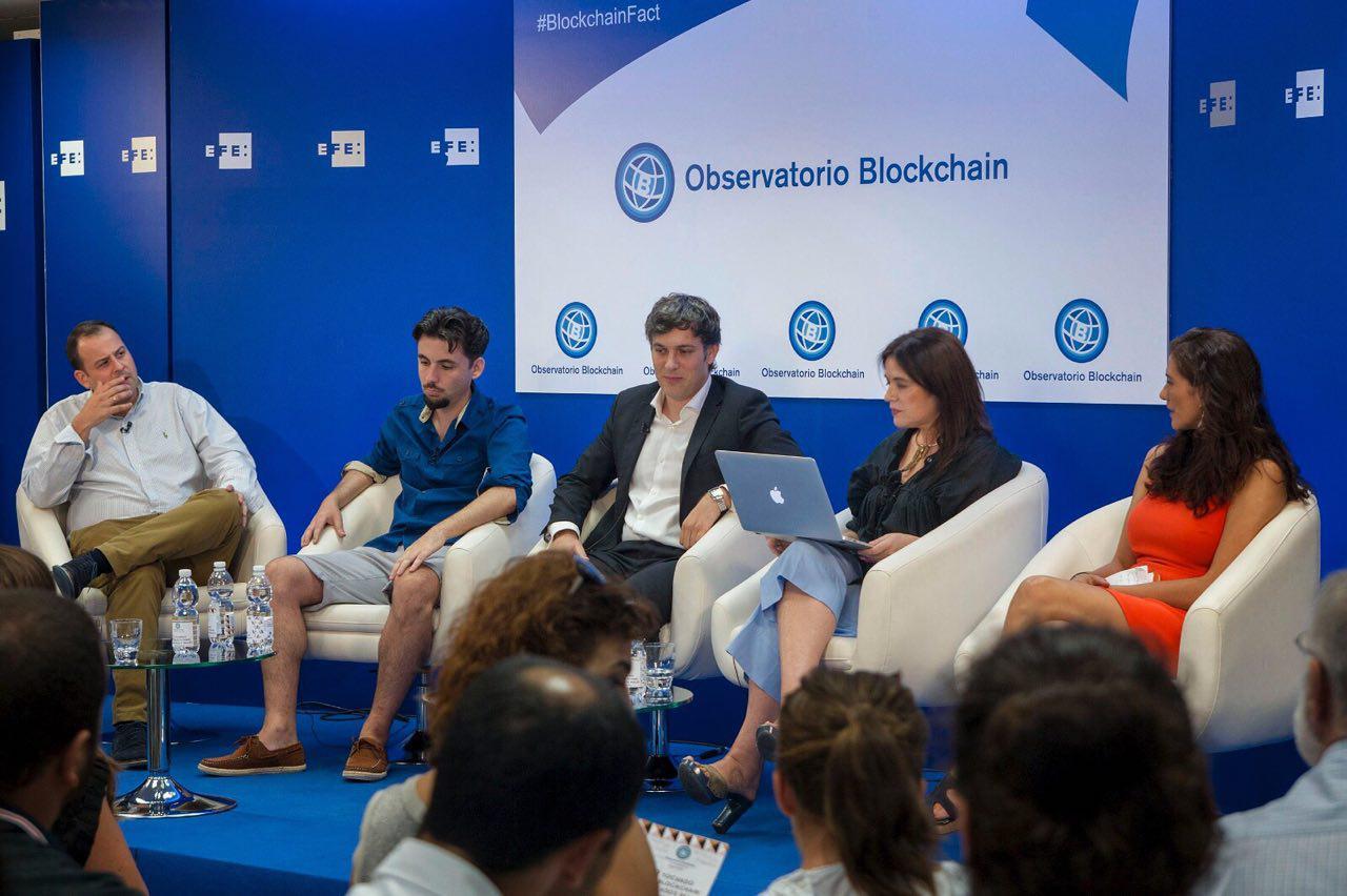 Observatorio Blockchain España Tecnologia