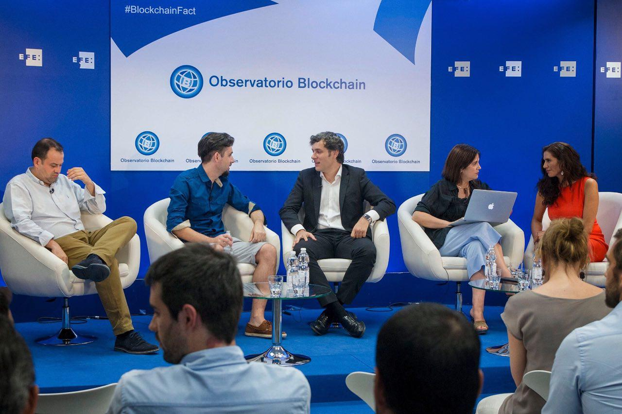 Observatorio Blockchain Tecnologia