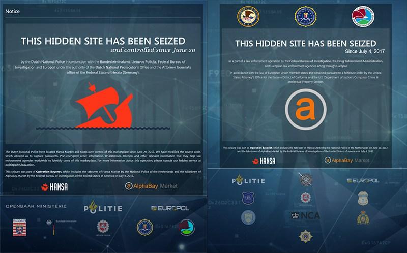 darknet, mercado, drogas, europol, hansa market