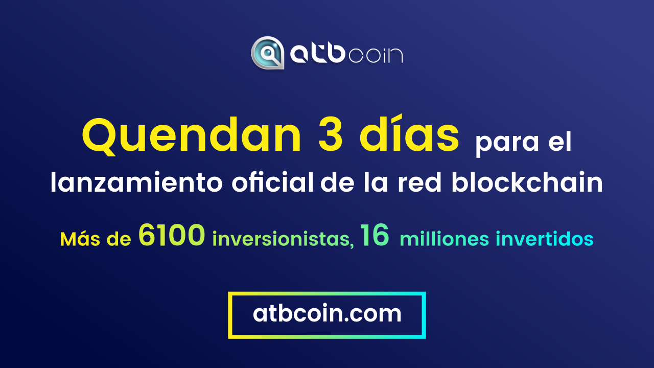 ATB COIN-blockchain-ICO-red