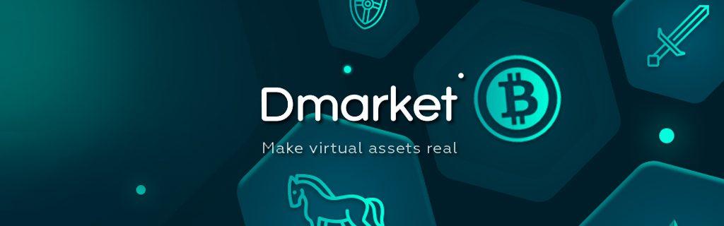 Dmarket-ico-videogames-token