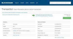 SMS-bitcoin-pavol-rusnak-transacción