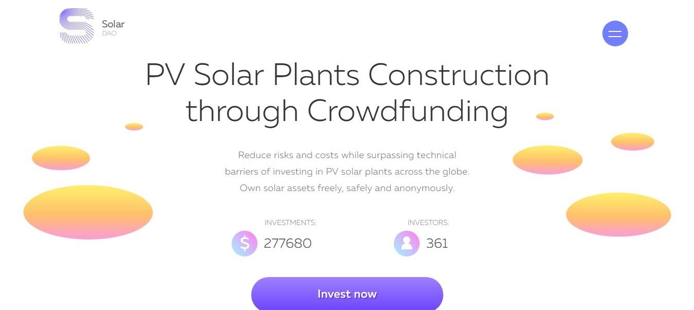 solar-dao-blockchain-crowdfunding