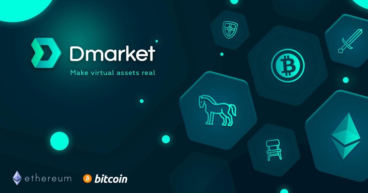 dmarket-blockchain-videogames-market