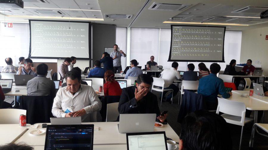 México-reunión-desarrolladores-Ethereum