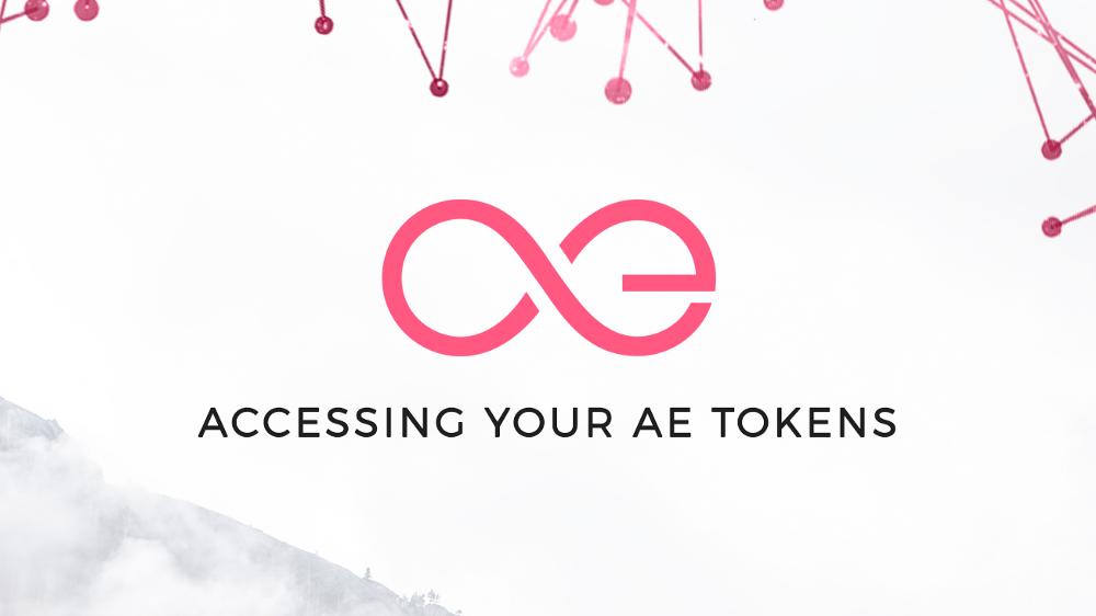 ae, aeternity, token, criptoactivo, cartera