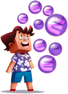 bubble-boy-purple-enjoin coin