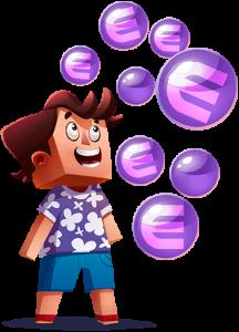 bubble-boy-purple-enjoin coin