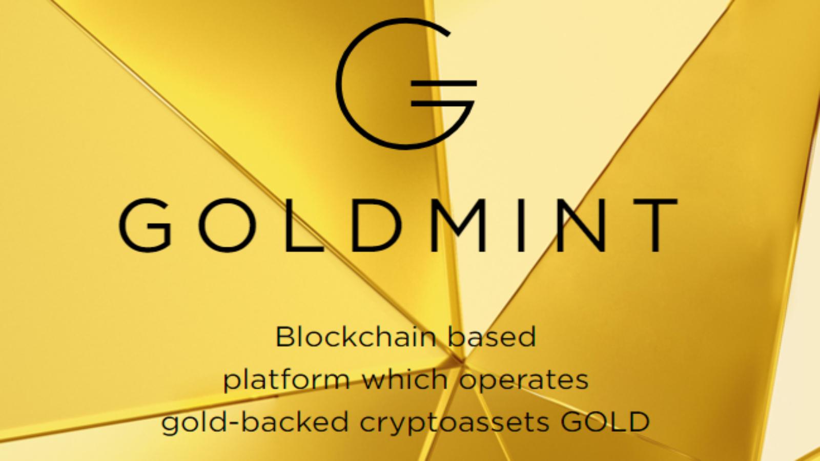 ico, oro, aplicaciones, goldmint, blockchain