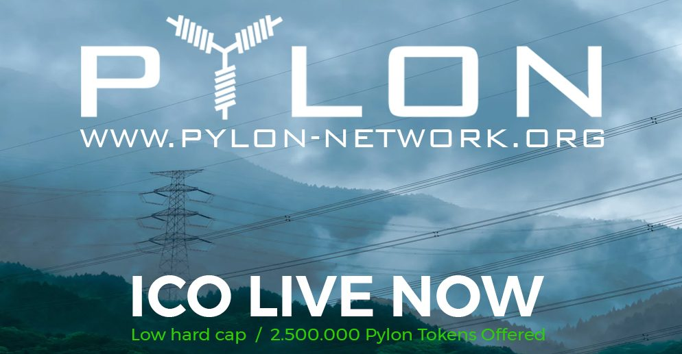 Pylon-Network-ICO-Electricidad