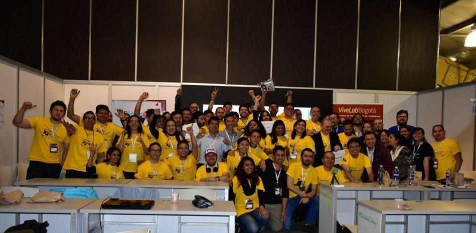Ganadores-hackathon-blockchain-Colombia