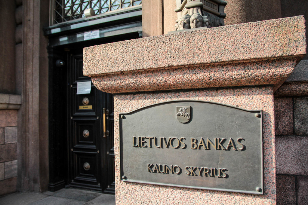 lituania, banco central, icos, criptomonedas