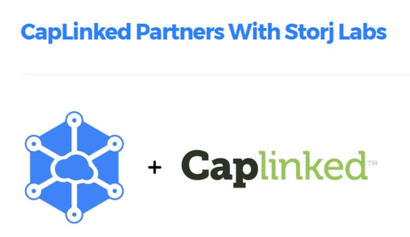 Storj-nube-blockchain-Caplinked