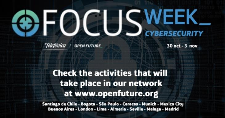 blockchain, ciberseguridad, américa latina, europa, focus week