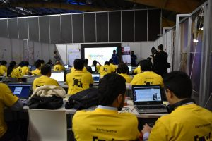 Blockchain Callenge Hackathon Colombia