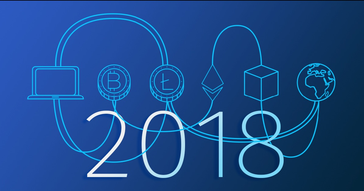 Tendencias 2018 Blockchain Bitcoin Criptomonedas