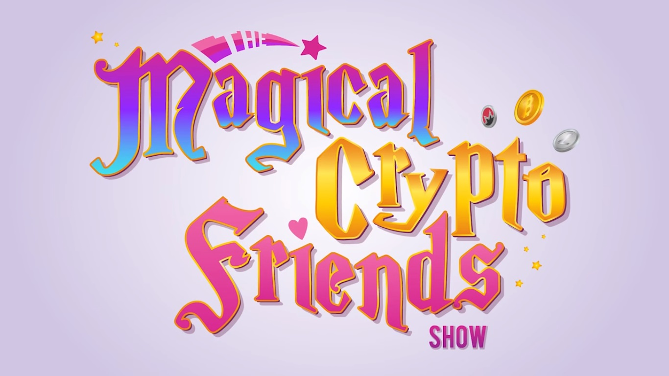 entretenimiento-the magical crypto friends show-whale panda-litecoin-podcast
