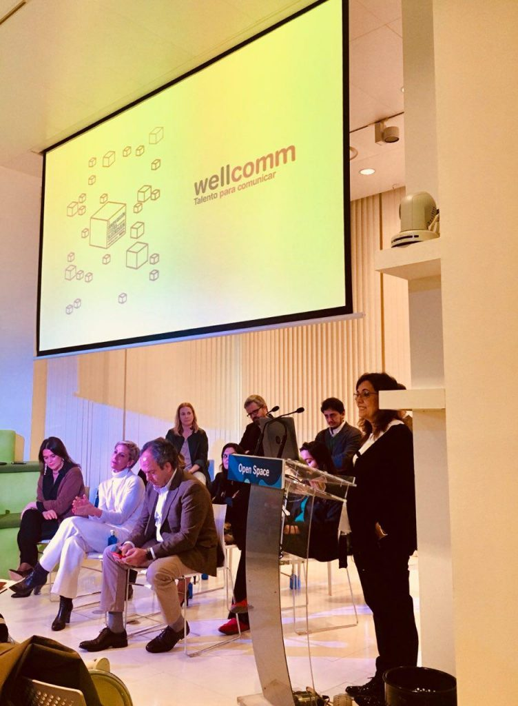 Wellcomm Blockchain Criptomonedas Madrid