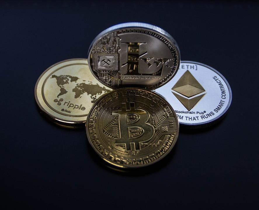 comercio-electronico-bitcoin-litecoin-ethereum