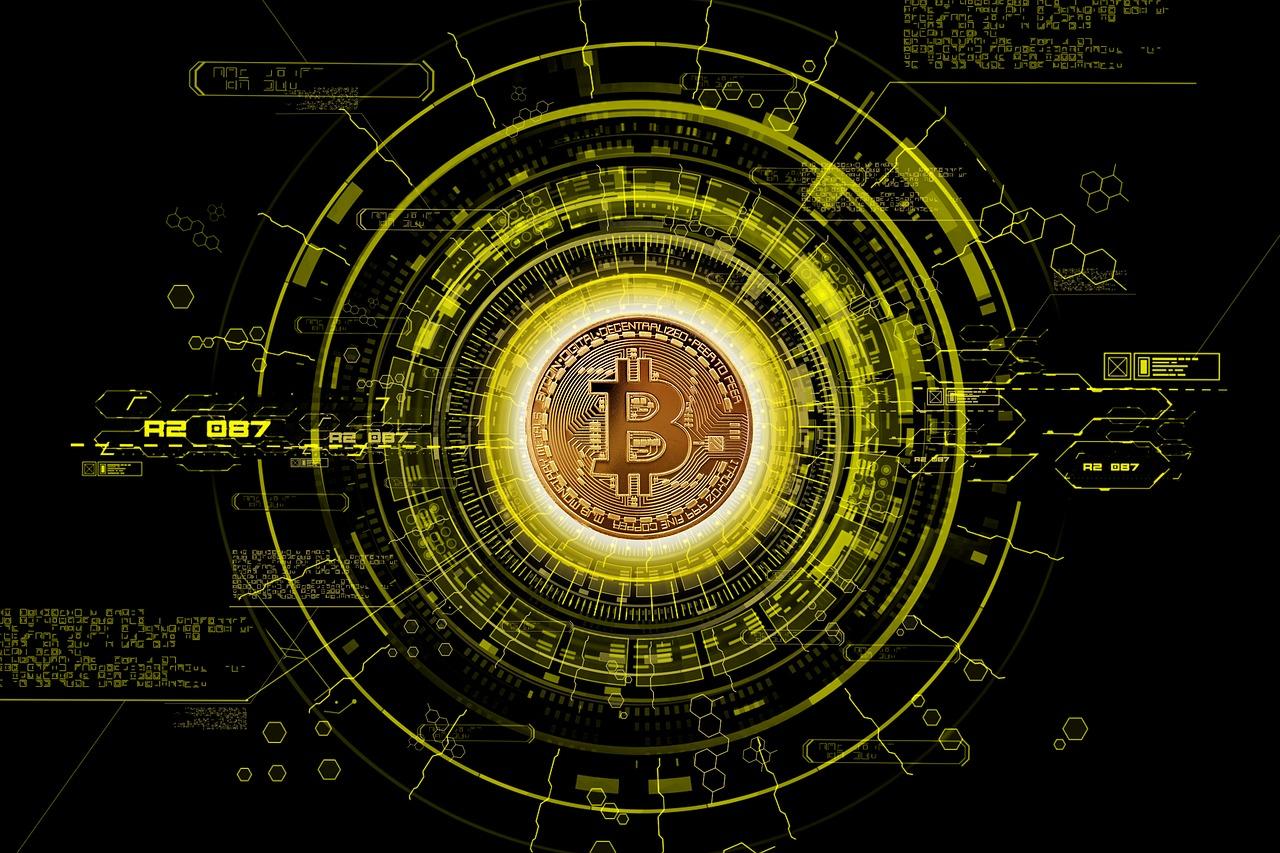 Bitcoin Blockchain Criptomoneda Tecnologia
