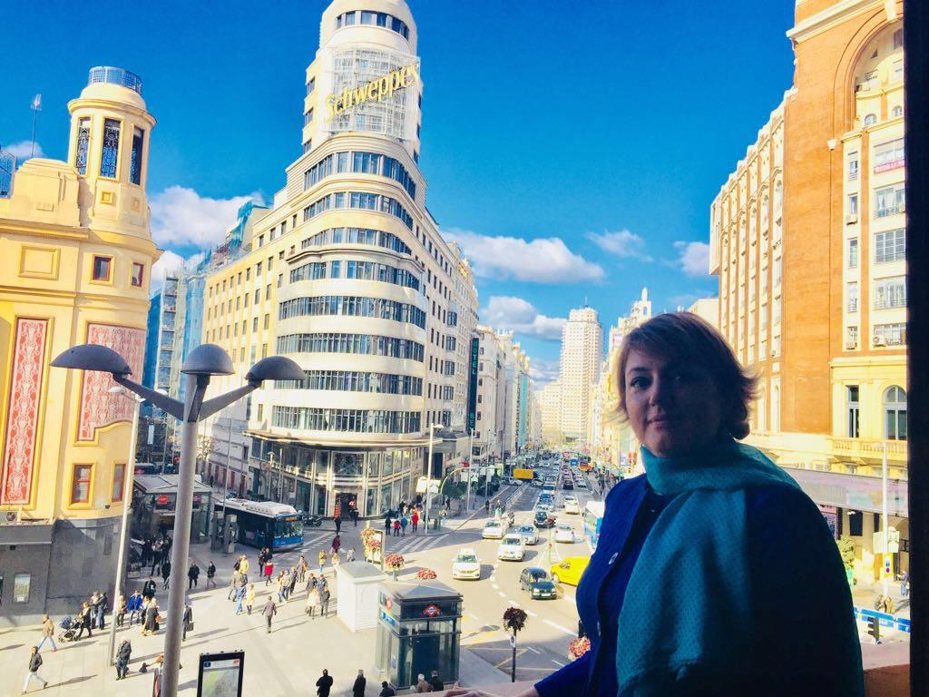 Carmen Chicharro Bankia Tecnologia