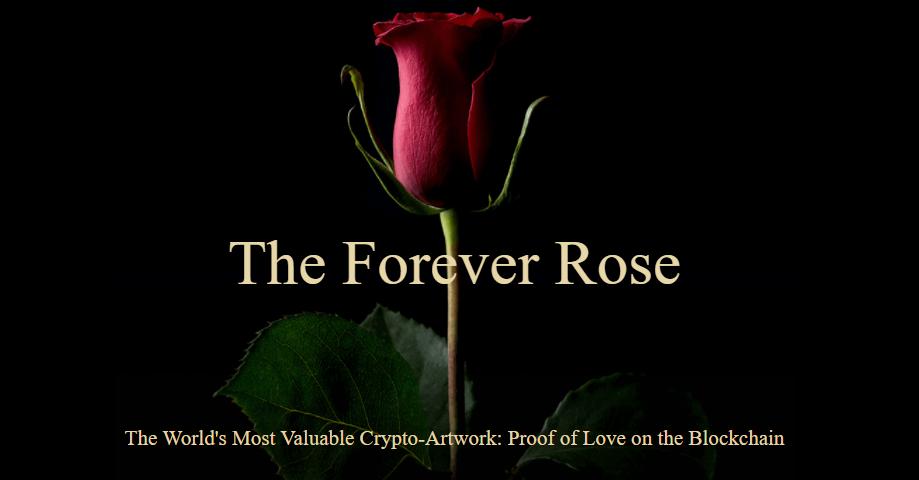 Forever-Rose-criptoarte-millón-dólares