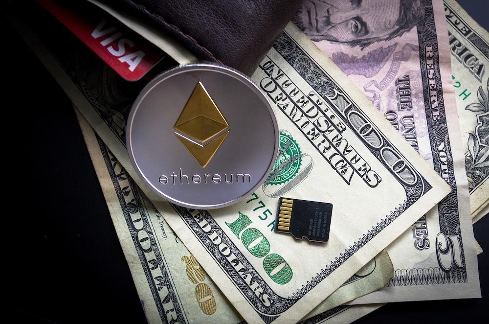 ICO Ethereum tokens blockchain