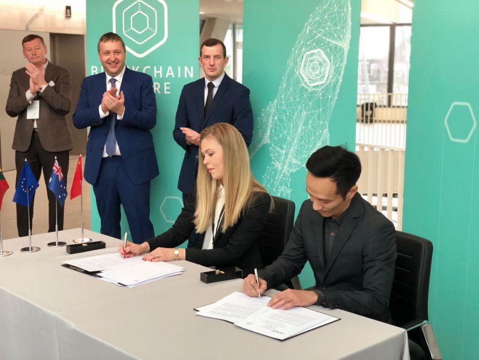 Lituania-centro-blockchain-internacional