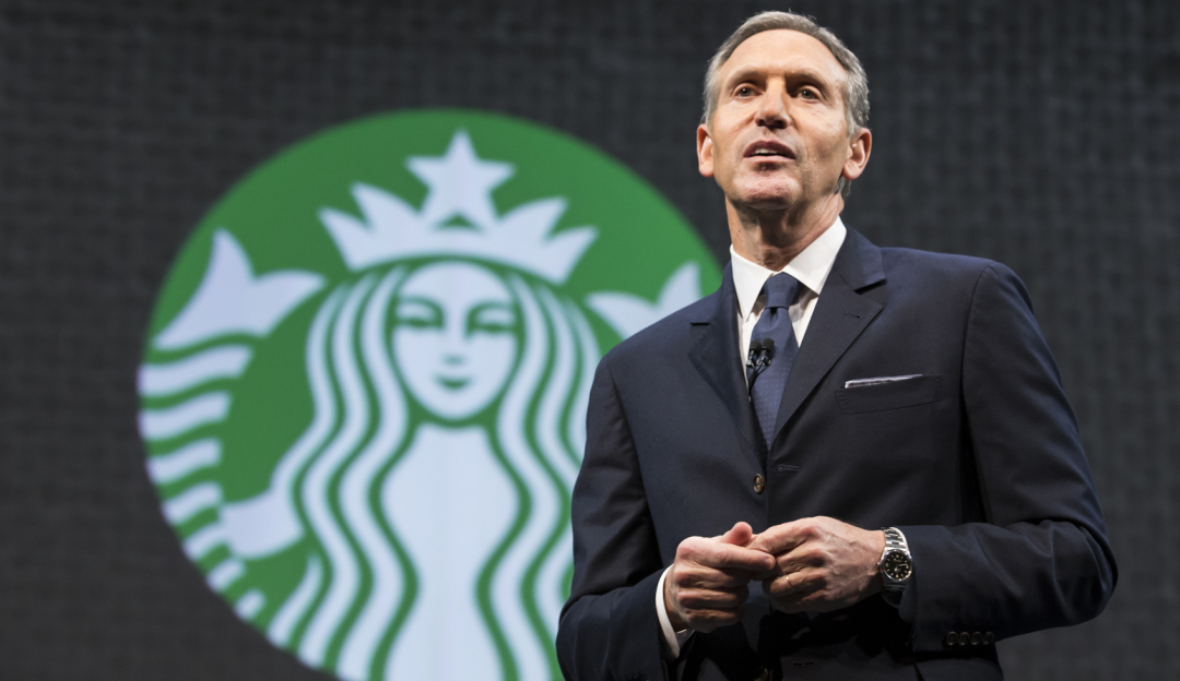 howard schultz-starbucks-pagos móviles-cashless
