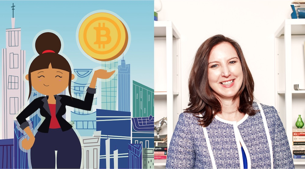 Christine Mohan Mujeres Civil Blockchain