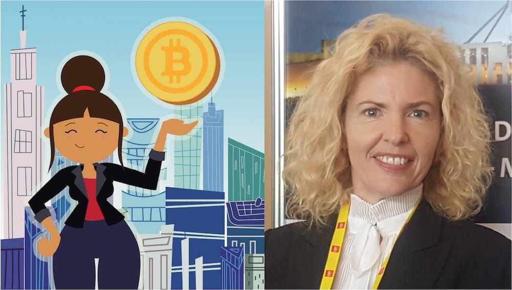 Katrina Donaghy Mujeres Bitcoin